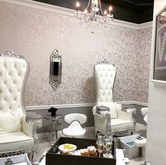 Photo of Vernis Nail Bar - Woodland Hills, CA, United States. VIP room