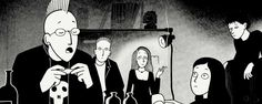 Persepolis: A fascinating and truly unique animated film about a girl growing up in Iran during the Islamic Revolution. The story follows the girl as she grows up and struggles with her identity as a woman and an Iranian in a modern world.