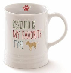 My rescue dogs are the BEST! Dog Coffee, Best Coffee Mugs, Coffee Cups, Dog Lover Gifts, Dog Gifts, Dog Lovers, Gadget, Coffee Gift Baskets, Coffee Games