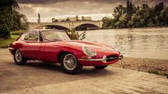 "Jaguar E Type   ""The most beautiful car in the world."" -Enzo Ferrari"