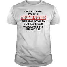 b6984f698ff4 I Was Going To Be Trump Voter For Halloween Guys tee Diet Coke, Toddler  Gifts