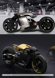 Short project to explore the potential of an electric CAFE racer - lowhardtrackjet - Motorrad Concept Motorcycles, Cool Motorcycles, Vintage Motorcycles, Futuristic Motorcycle, Futuristic Cars, Moto Bike, Motorcycle Bike, Women Motorcycle, Enfield Motorcycle