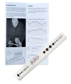 For the music lover stuck in a cubicle 9 to 5, this musical ruler will liven up any boring work day. $12 at UncommonGoods.