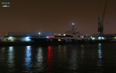 Oceanco project Y715 on her first sea trials