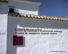 """#Córdoba - #Almedinilla - Centro de información turística / 37º 26' 33"""" -4º 5' 24"""" / Frente a la villa romana de El Ruedo (a la entrada de la localidad) se haya esta Oficina donde encontraremos todo tipo de información turística de la villa y de la zona, así como podremos obtener las entradas y visitas guiadas para el Museo Histórico de Almedinilla, el Cerro de la Cruz y la Villa Romana de El Ruedo (Ctra. A-340, km. 84,7-Tfnos: 957703317 y 606972070- e-mail: almeditur@teleline.es)"""
