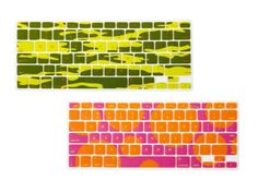 love this idea! - keyboard cover for Macbook Pro