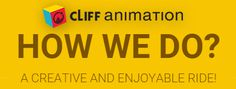Experience an Creative Ride With #CliffAnimation #animation #services #process http://www.cliffanimation.com/