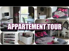 ➸ APPARTEMENT TOUR !!!