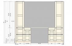 Learn how to build a desk using IKEA SEKTION cabinets. Design a custom built-in desk using IKEA kitchen cabinets. home projects on a budget    home diy    home upgrades    ikea    ikea sektion    ikea kitchen    ikea hack #diyhome #diyproject #homedecor #ikeahack Guest Room Office, Home Office Space, Home Office Design, Desk Space, Ikea Sektion Cabinets, Ikea Kitchen Cabinets, Ikea Hack Kitchen, Kitchen Desks, Ikea Built In