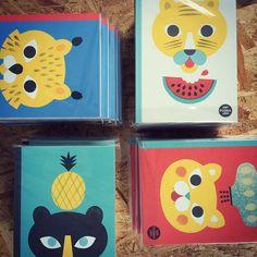 Packing orders #notebook #kiasma #polkkajam #stationery