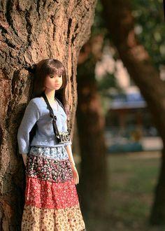 Momoko: Spring Forest