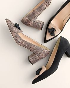 Introducing the J.Crew women's Avery heel. Made in Italy in a just-right height, this is the very definition of WELL-HEELED.