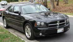 Dodge Charger - drove through the US in one of these.
