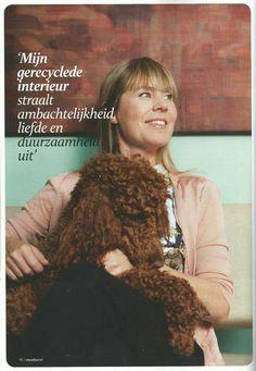 Superkok Marit van Marits huiskamer restaurant in Amsterdam! Met lieve hond Tilly