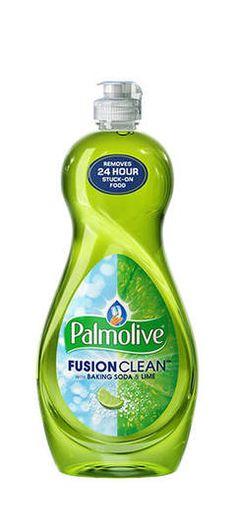 Palmolive Ultra Fusion Clean Baking Soda & Lime Dish Soap - 22 oz #palmolivefusion