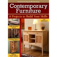 Contemporary Furniture Digital Magazine | ShopWoodworking