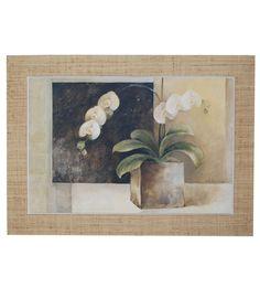 Cuadro orquídeas - Foto 1