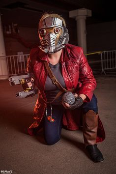 This Gender-Bent Star Lord Is Ready To Save The Galaxy [Cosplay]