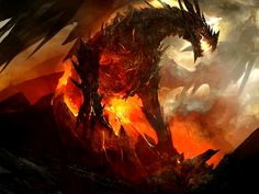Google Image Result for http://images5.fanpop.com/image/photos/28200000/Dragon-dragons-28270304-700-525.jpg