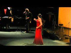 Actuacion Maria Pagés en el homenaje a Saramago celebrado en Rivas Vaciamadrid en 2010