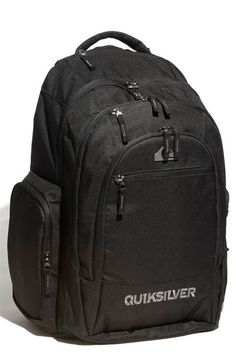 "Jeremy wants a ""cool"" diaper bag....    Quiksilver 'Daddy Daybag' Diaper Bag 
