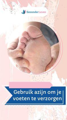 Je voeten dragen je gewicht de hele dag door. Bij elke activiteit hebben we ze nodig. Toch verwaarlozen we de voeten vaak en schenken we geen aandacht aan hun gezondheid. Pas als zich uiteindelijk een specifieke aandoening ontwikkelt, beseffen we dat ook onze voeten zorg verdienen. Wist je dat azijn hierbij kan helpen? Skin Care, Health, Handmade, Asparagus, Anatomy, Hand Made, Health Care, Skincare Routine, Skins Uk