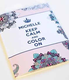 5 Must-Have Adult Coloring Books For Relaxation - MichellePhan.com – MichellePhan.com