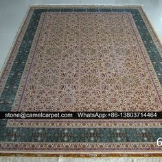 6x9ft silk carpet,Turkey carpet,handmade