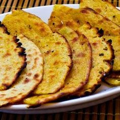 Kalyn's Kitchen®: Recipe for Socca (Garbanzo or Chickpea Flatbread Pancake from France)