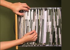 What should and should not be in employees' personnel files?