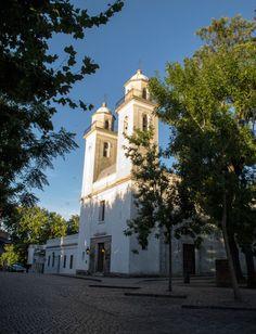 Basílica del Santísimo Sacramento em Colonia del Sacramento, no Uruguai.