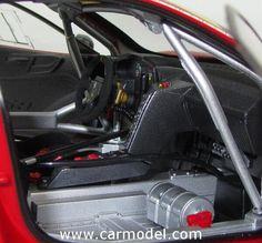 MATTEL HOT WHEELS BCT78 1/18 FERRARI 458 ITALIA GT2 GTE AM TEAM AF CORSE-WALTRIP N 61 31th 24h LE MANS 2012 R.KAUFFMAN - R.AGUAS - B.VICKERS