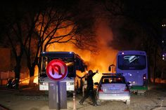 Tiga Pria Ledakan Bom di Kantor Polisi Rusia