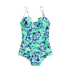 The Ten Best Printed One Piece Bathing Suits MAKE A SPLASH IN A PRINTED ONE PIECE BATHING SUIT! http://www.rankandstyle.com/top-10-list/best-printed-one-piece-bathing-suits/