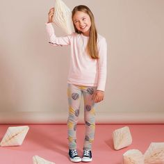 ILONA leggingsit, hiekka | NOSH edustajalta tai verkkokaupasta (available only in Finland)