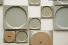 セラミックジャパン/荻野 克彦(Ogino Katsuhiko) Moderato Plate(S/L)