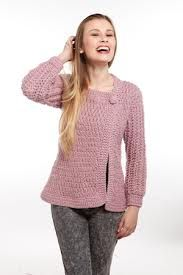casaco tricot feminino receita - Pesquisa Google