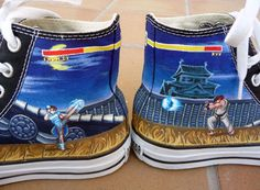 TOTALLY want! Street Fighter was the only fighting game I ever played and I always played Chun Li.  o/