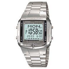 Casio Watch Casio-30 Page Multilingual Databank Watch
