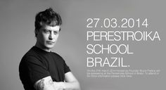 O Fundador da Honest by., Bruno Pieters, na escola Perestroika, em Porto Alegre | Honest by founder, Bruno Pieters, will be speaking at Perestroika school in Porto Alegre, Brazil. #ethicalfashion #transparency
