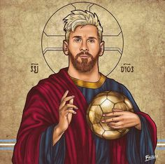 My God | D10S | Messi
