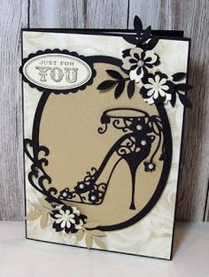 Artfull Crafts playing with the Tattered Lace Dies Wedding Cards Handmade, Beautiful Handmade Cards, Handmade Birthday Cards, Greeting Cards Handmade, 21st Birthday Cards, Birthday Cards For Women, Female Birthday Cards, Tattered Lace Cards, Dress Card