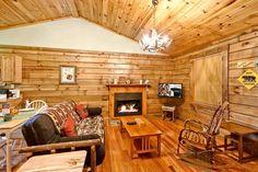 BEARADISE 1 bedroom Cabin in Gatlinburg, TN