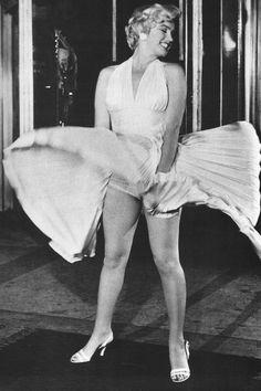 Marilyn Monroe... 1955
