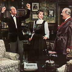 """The rain in Spain stays mainly in the plain"" My Fair Lady (1964)"