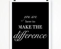 Motivational Print Girl Boss Motivational Quotes Printable art Home decor Art print Office decor Dimensions Digital Download