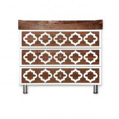 PetitNest! Love this dresser to match the crib!