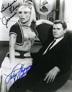 Barbara Eden, Larry Hagman