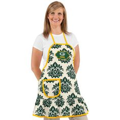 Green Bay Packers Homegating Apron