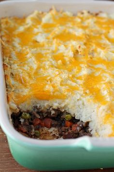 This lightened up Cottage Pie (Beef Shepherd's Pie) is a quintessential comfort food. Just 358 calories or 9 Weight Watchers SmartPoints per serving!